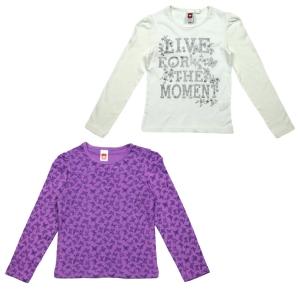 Комплект от две блузи C&A