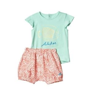 Детски комплект  за момиче Adidas