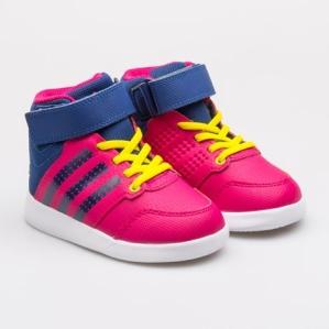 Детски кецове за момиче Adidas Jan BS mid I  AQ6813